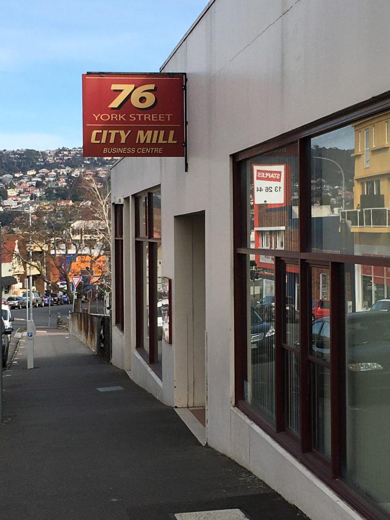 City Mill Building Launceston Tasmania